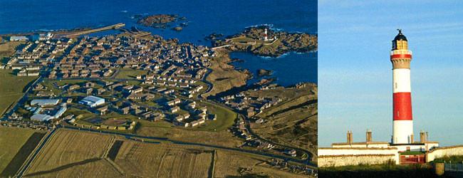R.A.F Buchan, Scotland